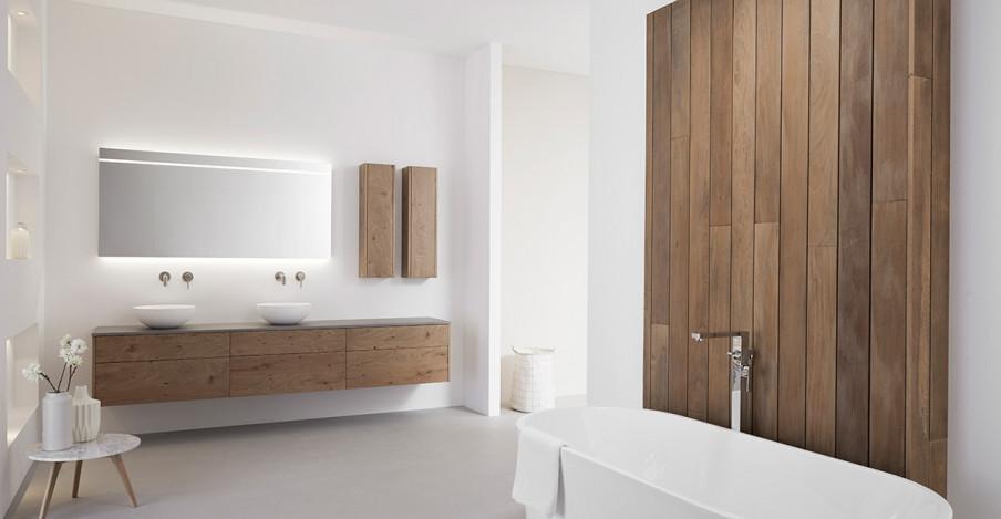 Badkamer zen natuur: gezelligheid creëren in de badkamer u